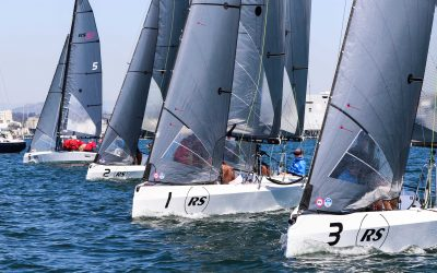 Less than a week to go! 6 RS21's travel to Ullswater Yacht Club for the first BKL qualifier!