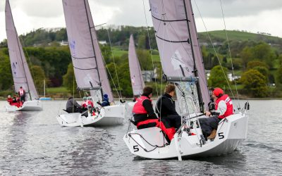 The countdown is on! The British Keelboat League travels to Warwickshire for the second qualifier hosted by Draycote Water Sailing Club