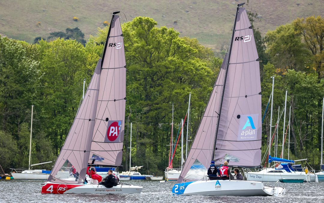 Home Advantage – Ullswater Yacht Club sets the pace on day one of the BKL action
