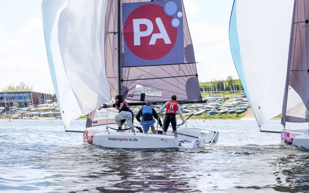 PERFORMING IN PRESSURE – HAVERSHAM AND BUDWORTH NEXT TO CLAIM THEIR SPOTS IN THE BRITISH KEELBOAT LEAGUE FINAL