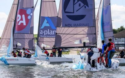 Draycote Delivers Delicious conditions for BKL racing