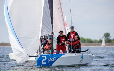THE FOURTH INSTALMENT OF THE BRITISH KEELBOAT LEAGUE WELCOMES YOUNG SAILING TALENT FROM ACROSS THE UK AT THE BRITISH KEELBOAT LEAGUE YOUTH QUALIFIER