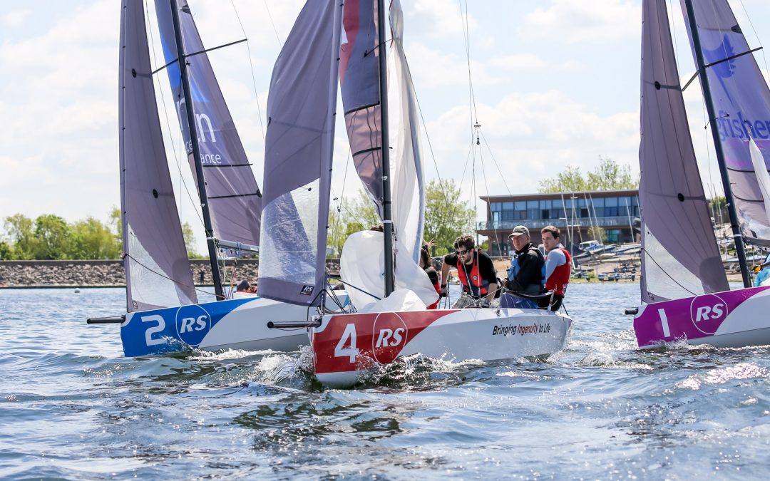 IT'S TIME TO #ROCKUPANDRACE – THE BRITISH KEELBOAT LEAGUE 2020 IS NOW OPEN FOR ENTRY