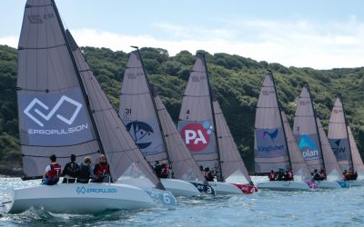 The British Keelboat League Grand Final – Fast approaching