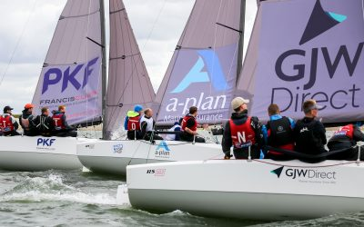 The finest teams from every corner of the United Kingdom battled it out this weekend at the British Keelboat League 2019 Finals!