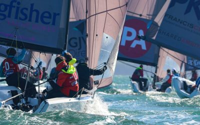 THE BRITISH KEELBOAT LEAGUE CHAMPIONSHIPS – SPINNAKER SAILING CLUB CROWNED CHAMPIONS!